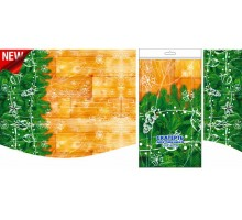 Скатерть новогодняя «Новогодний стол» ПВД, 120*180см/35 мкм