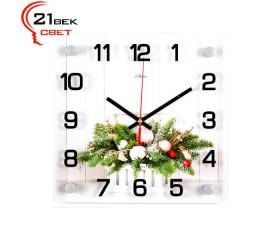Часы настенные «Скоро Новый Год»
