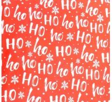 Бумага НГ 1*70 Дизайнерская бумага Хо-Хо 78г/м2