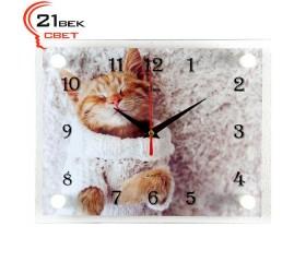 Часы настенные «Мурлыка»