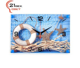 Часы настенные «Добро пожаловать на борт»