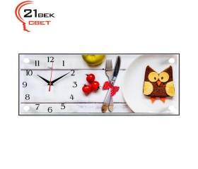 Часы настенные «Вкусная совунья»
