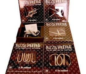 Головоломка сталь Pazzle Solutions