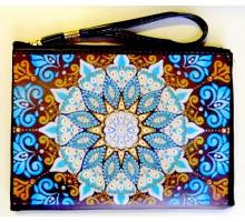 Сумочка - клатч с алмазной мозаикой