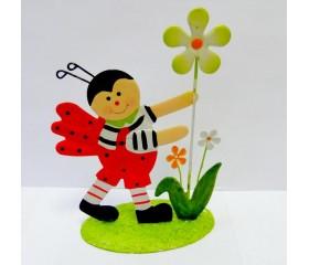 Декоративная фигурка «Цветовод»  14 см