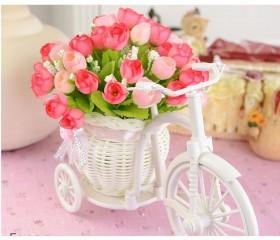 Кашпо «Велосипед» 27х18х13см