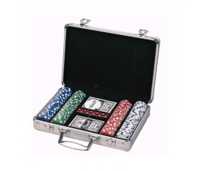 Набор «Покер»  в кейсе 200 pcs