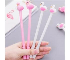 "Ручка гелевая ""Фламинго"""
