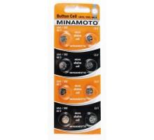 Батарейки MINAMOTO AG3/LR41/392