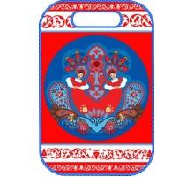 Доска декоративная «Русские мотивы»