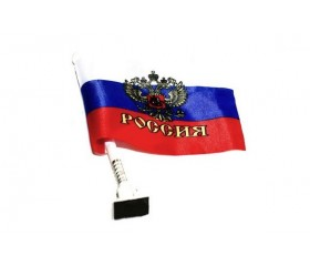 Флаг российский на липучке