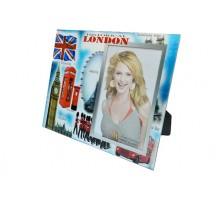 "Фоторамка 3D пластик ""Лондон"""