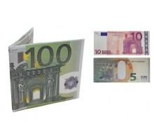 """Портмоне для купюр"""" Евро"""""""