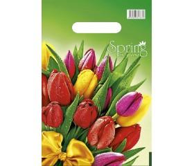 Полиэтиленовый пакет ламинат 20х30 30мкм «Весна»