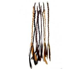 Украшение для волос на пружинке