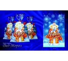 Пакет п/п мет. «Дед Мороз»