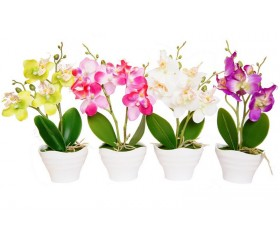 "Цветок в кашпо ""Орхидея"""