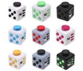 Фиджет куб (кубик антистресс)