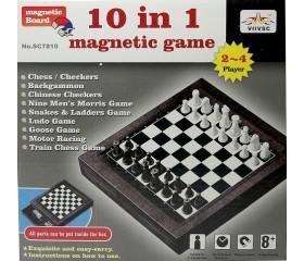 Набор настольных игр 10в1