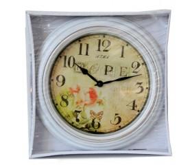 Часы настенные «Розы» D=30см