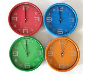Часы настенные круглые D=19,5 см
