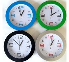 Часы настенные круглые D=26,5 см