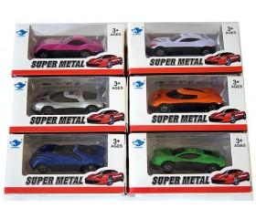 Н-р машин «Super Metal» 7см
