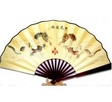 Веер классический китайский