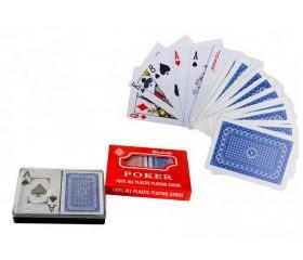 Набор карт «Poker» пластиковые