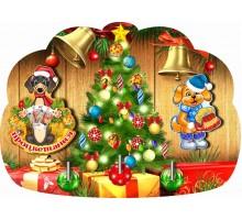 Вешалка «Новый год»