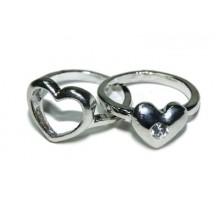 """Кольцо """"Сердце для влюблённых"""""""