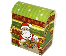 "Коробка-трансформер ""Дед Мороз"""