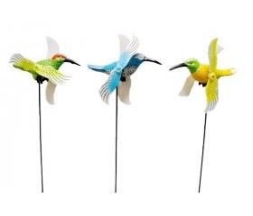 Украшение садовое «Колибри»