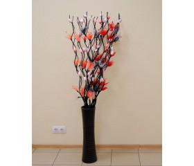 Цветы тюлевые «Водяные лилии»