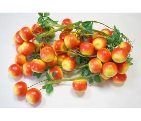 Декор для кухни «Связка яблок» 50см