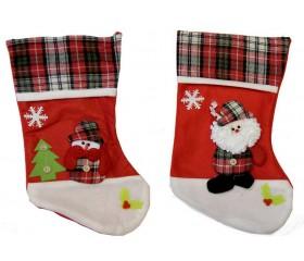 Носок для подарков 35х21см «Новогодний»