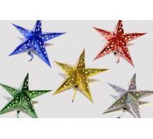 Украшение подвесное «Звезда»  27см