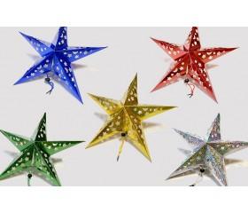 Украшение подвесное «Звезда»  43см