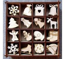Наборы для творчества, скрапбукинга и декупажа «Новый год»
