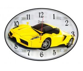 Часы настенные овальные «21 Bek»