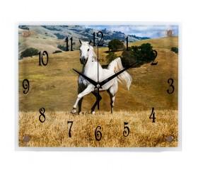 Часы круглые настенные «21 Bek»