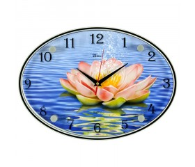 Часы настенные «Кувшинка»