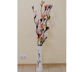 Цветы тюлевые «Лилии»