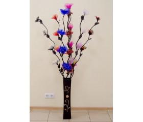 Цветы тюлевые «Розы»