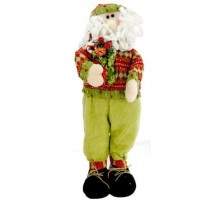 Игрушка «Дед Мороз с мешком подарков» 60см