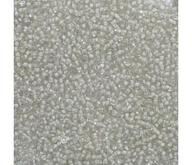 Прозрачный с белой вставкой (450гр)